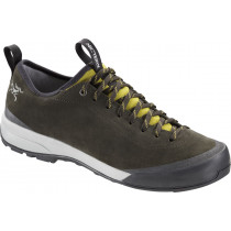 Arc'teryx Acrux SL Leather Approach Shoe Men's Deep Iguana/Antique Moss