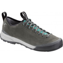 Arc'teryx Acrux SL Leather Approach Shoe Women's Titan/Bora Bora