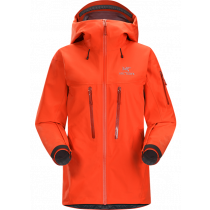 Arc'teryx Alpha SV Jacket Women's Cardinal