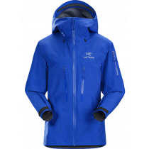 Arc'teryx Alpha SV Jacket Women's Somerset Blue