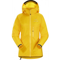 Arc'teryx Squamish Hoody Women's Golden Poppy