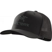 Arc'Teryx Logo Trucker Hat Black