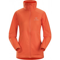 Arc'teryx Nodin Jacket Women's Fiesta