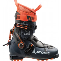 Atomic Backland Dark Blue/Orange/Black