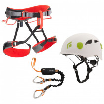 Black Diamond Easy Rider Via Ferrata Package