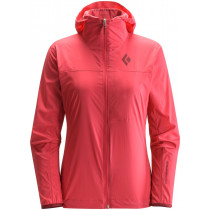 Black Diamond W's Alpine Start Hoody Peony