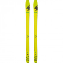 Blizzard Zero G 085 (Flat) Yellow/Green