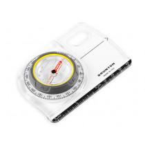 Brunton TruArc5 Bsplt Compass, Global, Map Mag, Stn/Met Scles