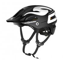 Sweet Protection Bushwhacker II Helmet Matte Black/Gloss White