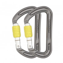 DMM Zodiac 12mm Keylock SG - Pack 2