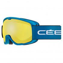 Cebe Artic Matt Blue White S / Yellow