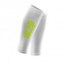 CEP Ultralight calf sleeve herre hvit