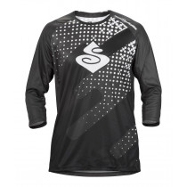Sweet Protection Chikamin 3/4 Jersey Black Charcoal Grey