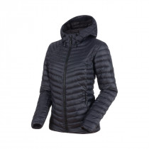 Mammut Convey In Hooded Jacket Women Black-Phantom