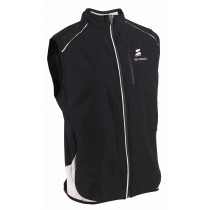 SKIGO Zenith Warm-Up Vest Sort