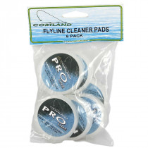 Cortland Fly Line Cleaner Pads 6 Pk