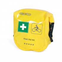 Ortlieb First-Aid-Kit Safety Level High Cycling Yellow