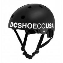 DC Askey 3 Skate Helmet Black