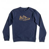 DC Funrow Sweatshirt Summer Blues