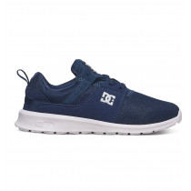 DC Heathrow Shoes Boy's Navy