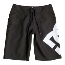 DC Boy's 8-16 Lanai Boardshorts Black