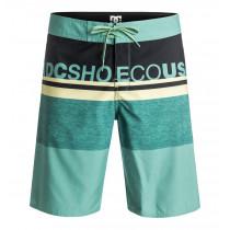 "DC Layle 20"" Board Shorts Men's Malachite Green"