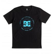 DC Rebuilt T-Shirt Boy's Black Gid