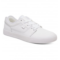 DC Men's Tonik Low-Top Shoes White/White/White