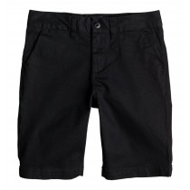 DC Worker Straight Shorts Boy's Black