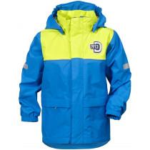 Didriksons Jezeri Kids Jacket Sharp Blue