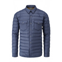 Rab Downtime Shirt Deep Denim
