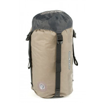 Ortlieb Ultra Lightweight Compression Dry Bag With Valve And Strap Dark Grey 7 L