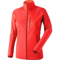 Dynafit Alpine Wind Jacket Women's Fluo Coral