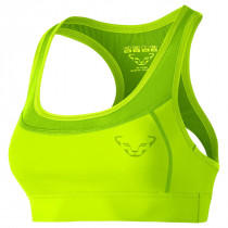 Dynafit React Bra Women's Fluo Yellow