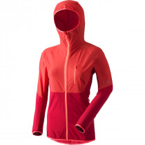 Dynafit Transalper Light Dynastretch Jacket Women's Hibiscus