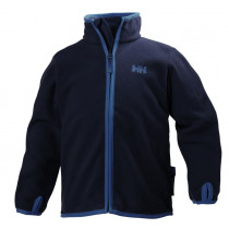 Helly Hansen Kids Daybreaker Fleece Jacket Evening Blue