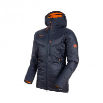 Mammut Eigerjoch Pro In Hooded Jacket Men Night