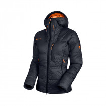 Mammut Eigerjoch Pro In Hooded Jacket Women's Night