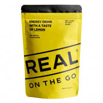 Real Otg Energy Drink Lemon Grønn 30 gram