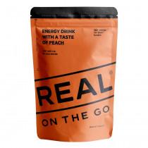 Real Otg Energy Drink Fersken Gul 30 gram