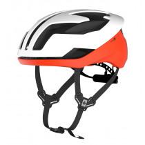 Sweet Protection Falconer Helmet Matte White/Cody Orange