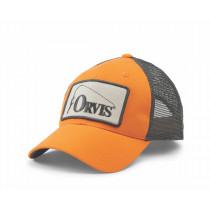 Orvis Retro Trucker Cap Orange