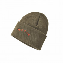 Orvis Trout Knit Beanie Oliven