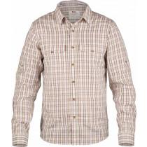Fjällräven Abisko Cool Shirt LS Limestone
