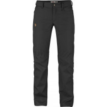 Fjällräven Abisko Shade Trousers Women's Dark Grey