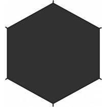 Fjällräven Dome 2 Footprint Black