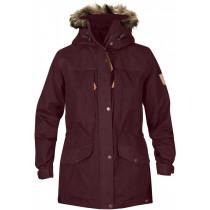 Fjällräven Singi Winter Jacket Women's Dark Garnet