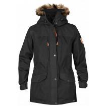 Fjällräven Sarek Winter Jacket Women's Dark Grey