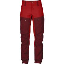 Fjällräven Keb Trousers Women's Ox Red Regular