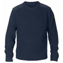 Fjällräven Singi Knit Sweater Dark Navy